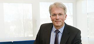Finn Bjørn Ruyter, konsernsjef i Hafslund ASA
